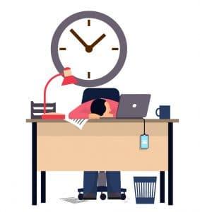 Avoid employee burnouts