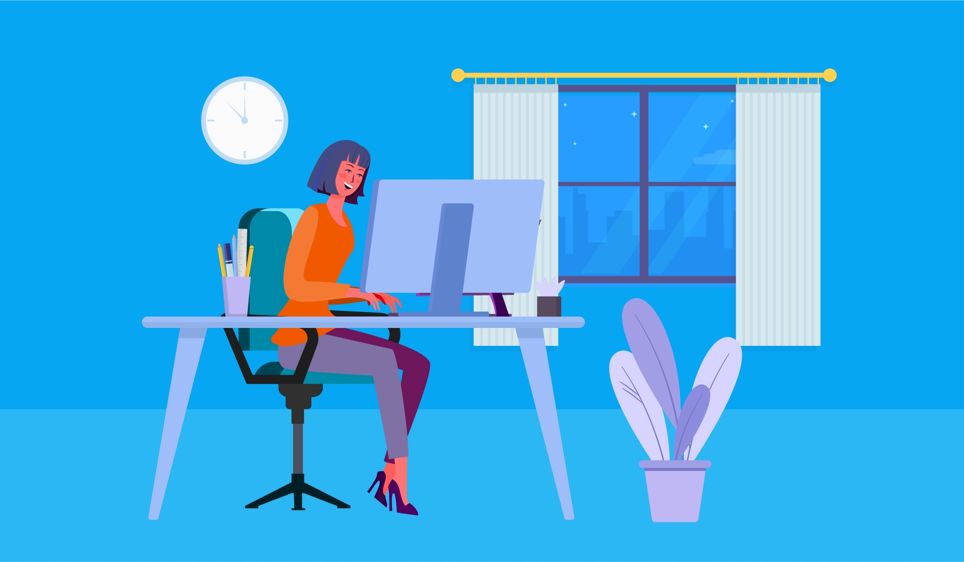 Creating a Productive Workspace – Building the Virtual Office