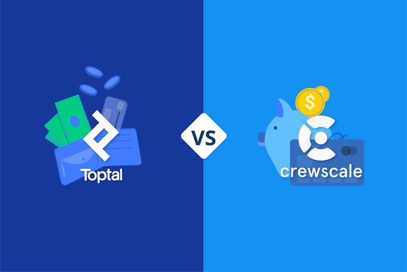 A Quick Overview of Crewscale vs Toptal