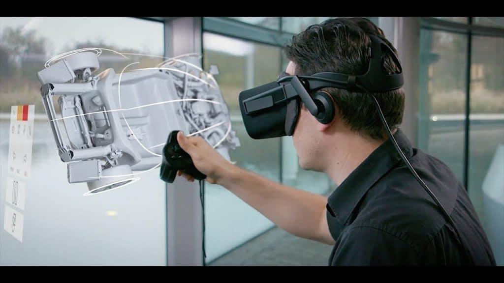 VR based solutions